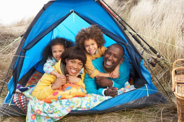 Tips and Tricks on how to make camping fun
