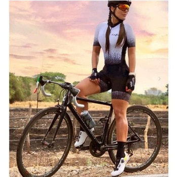 2020 Kafitt Women'sProfession Triathlon Suit Clothes Cycling Skinsuits Body Maillot Ropa Ciclismo Rompers Jumpsuit kits Summer
