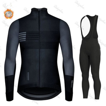 2020 Winter Hot Wool Cycling Suit, Men Cycling Suit, Outdoor Sportswear, MTB Bike Bike Uniform Cycling Kit Triathlon Gobikeful