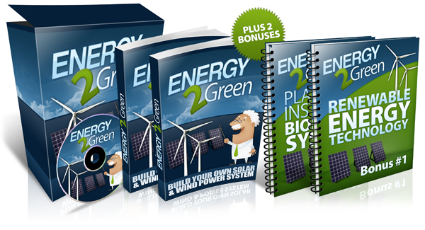 Energy2green – Wind And Solar Power System