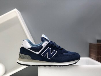 New Arrival New Balance WL574 Men/Women Breathable Walking Shoes ,Unisex WL574 Vintage Tennis Sports Sneakers Size Eur 36-44
