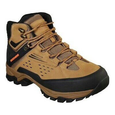 Skechers Men's Relaxed Fit Polano Norwood Hiking Boot