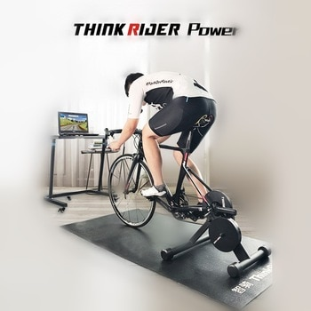 Thinkrider Power MTB Road Bicycle Smart Bike Trainer Built-in Power Meter Bike Trainers Platform Indoor Cycling Platform