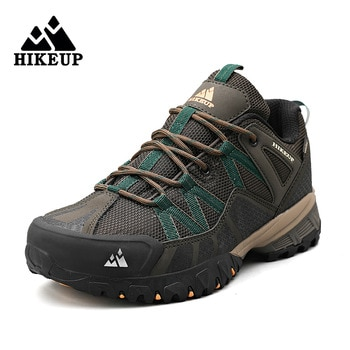 Winter New Arrival Waterproof Men Hiking Shoes Mountain Climbing Shoes Outdoor Trekking Sneakers Rubber Hunting Boots For Men