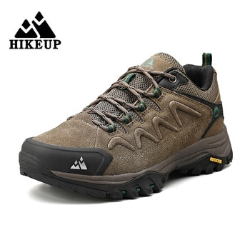 Winter Waterproof Men Hiking Shoes Tourist Trekking Sneakers Mountain Climbing Sneakers Trail Jogging Outdoor Shoes For Men