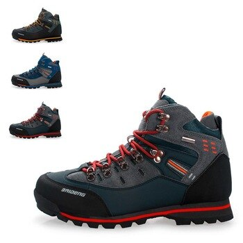 Winter Hiking Shoes Top Quality Men's Fashion Outdoor Snow Boots Mountain Climbing Trekking Boots Size:40-46